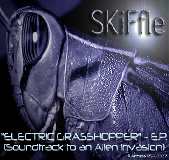 SKiFfle - Electric Grasshopper