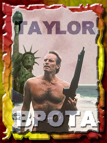 Taylor Trading Card