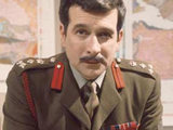 Nicholas Courtney - The Brigadier