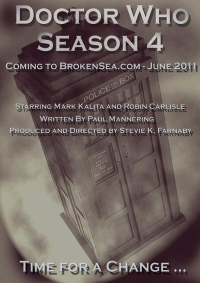 Season 4 - Teaser Poster