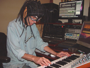 Doctor Who Behind The Sofa - Jay Ellington-Lee (Ex-Radiophonic Workshop)