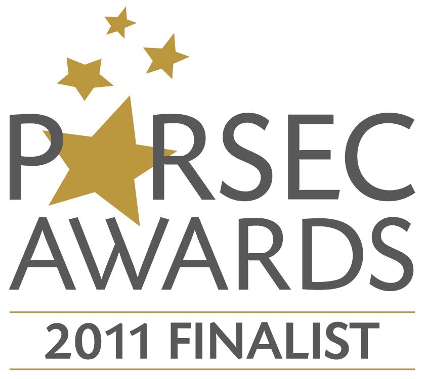 2011 Parsec Award Finalist