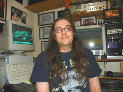 Stevie K. Farnaby (AKA SKiFfle)