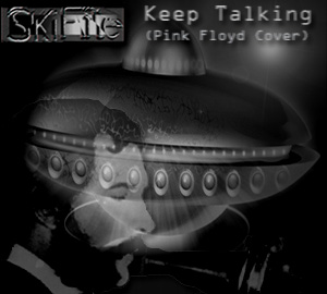 SKiFfle - Keep Talking (Pink Floyd Cover)