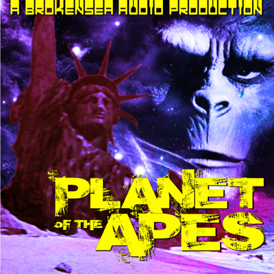 Planet Of The Apes - CD Jewel Case Insert