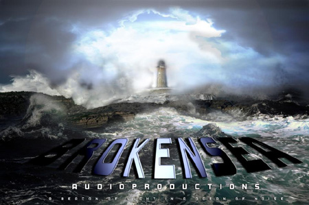 BrokenSea - Beacon of Light Poster