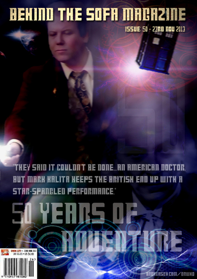 50th Anniversary - Poster 1