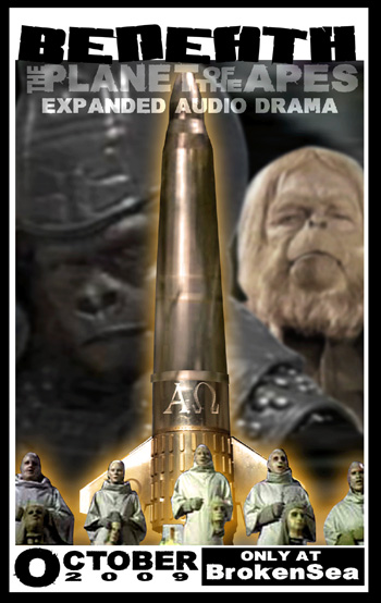 Alpha / Omega Poster