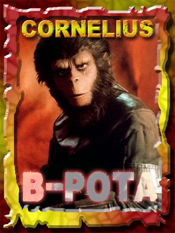 Cornelius Trading Card